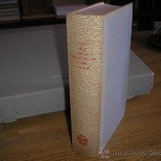 Libros de segunda mano: ACTES DE LA PREMIÈRE CONFÉRENCED MONDIALE CATHOLIQUE DE LA SANTÉ - 1958. Lote 26209847