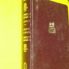 Libros de segunda mano: EL REY SE DIVIERTE, POR VICTOR HUGO. Lote 8886315