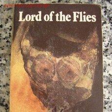 Libros de segunda mano: WILLIAM GOLDING LORD OF THE FLIES. Lote 27260222
