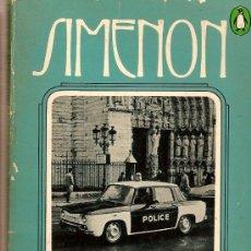 Libros de segunda mano: PENGUIN BOOKS MAIGRET GOES HOME GEORGES SIMEON EN INGLES ED 1967. Lote 9758939