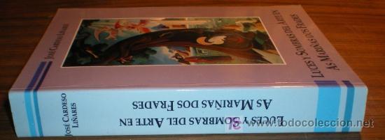 Libros de segunda mano: LUCES Y SOMBRAS DEL ARTE EN AS MARIÑAS DOS FRADES – JOSÉ CARDESO LIÑARES - Foto 3 - 10860657