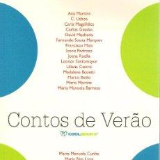 Libros de segunda mano: CONTOS DE VERÃO. VARIOS AUTORES.. Lote 26839143