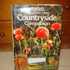Libros de segunda mano: GEOFFREY YOUNG - COUNTRYSIDE COMPANION - BOOK CLUB ASSOCIATES 1985. Lote 11322052