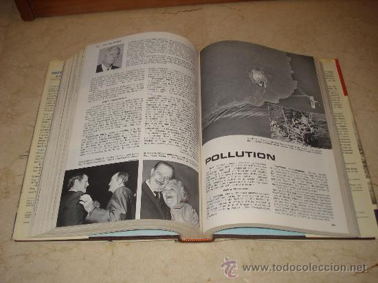 Libros de segunda mano: THE AMERICANA ANNUAL 1970 - AMERICANA CORPORATION - Foto 2 - 12282384