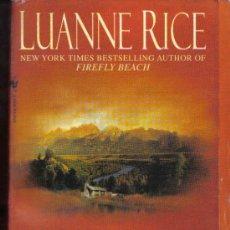 Libros de segunda mano: DREAM COUNTRY. LUANNE RICE. EDICIÓN: 2001. Lote 26608465