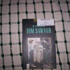 Libros de segunda mano: THE ADVENTURES OF TOM SAWYER - EN INGLES. Lote 14421342