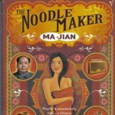 Libros de segunda mano: THE NOODLE MAKER. MA JIAN. 2005. ED: VINTAGE. Lote 27157923