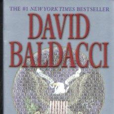 Libros de segunda mano: SIMPLE GENIUS. DAVID BALDACCI. THE #1 NEW YORK TIMES BESTSELLER. 2007. Lote 38707126