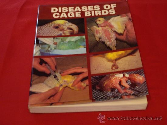 DISEASES OF CAGE BIRDS (Libros de Segunda Mano - Otros Idiomas)