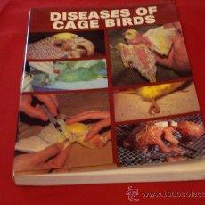 Libros de segunda mano: DISEASES OF CAGE BIRDS. Lote 26990777