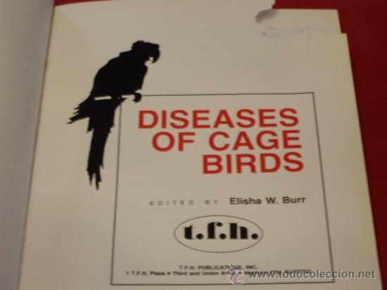 Libros de segunda mano: DISEASES OF CAGE BIRDS - Foto 2 - 26990777