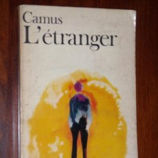 Libros de segunda mano - L´étranger por Albert Camus de Folio Gallimard en Francia 1957 (Texto en idioma francés) - 113326008