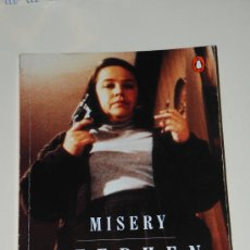 Libros de segunda mano: MISERY. STEPHEN KING. PENGUIN READERS.. Lote 16200934