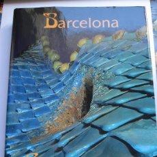 Libros de segunda mano: BARCELONA, GAUDÍ UND DER MODERNISME - EN ALEMÁN. Lote 26903453