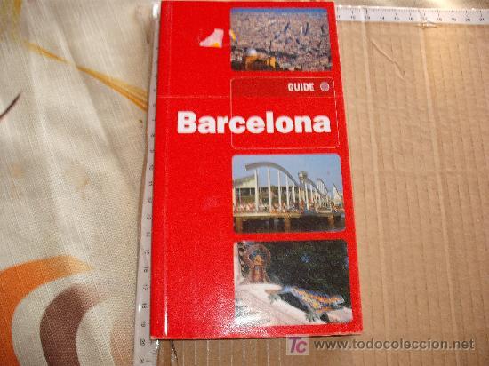 LIBRO GUIA VIAJES: BARCELONA GUIDE EN INGLES (Libros de Segunda Mano - Otros Idiomas)