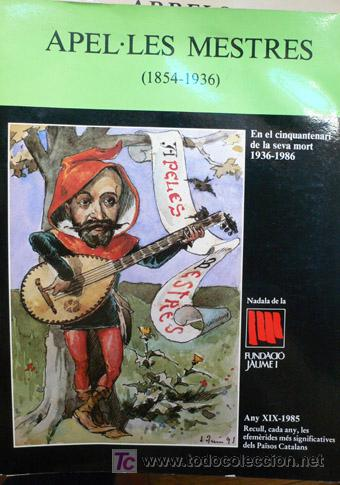 NADALA 1985- APELES MESTRES - Nº 19 - - VELL I BELL (Libros de Segunda Mano - Otros Idiomas)