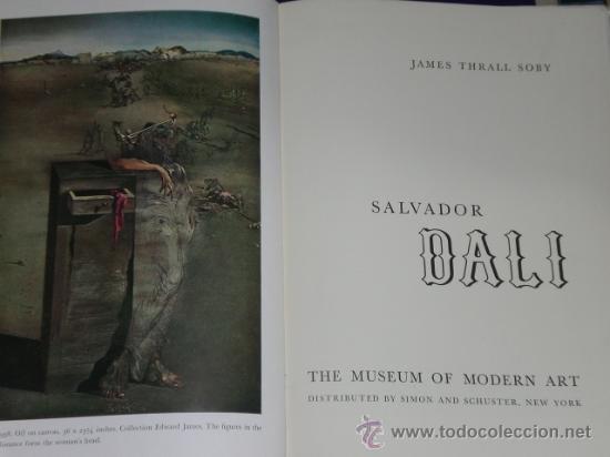 SALVADOR DALI (EN INGLÉS) (Libros de Segunda Mano - Otros Idiomas)