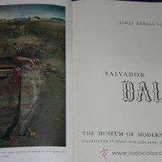 Libros de segunda mano: SALVADOR DALI (EN INGLÉS). Lote 27035733