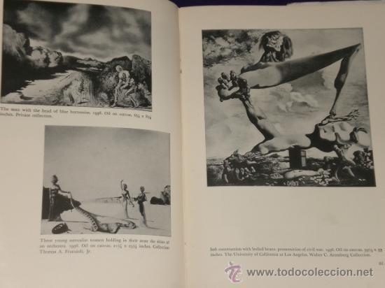 Libros de segunda mano: SALVADOR DALI (EN INGLÉS) - Foto 3 - 27035733