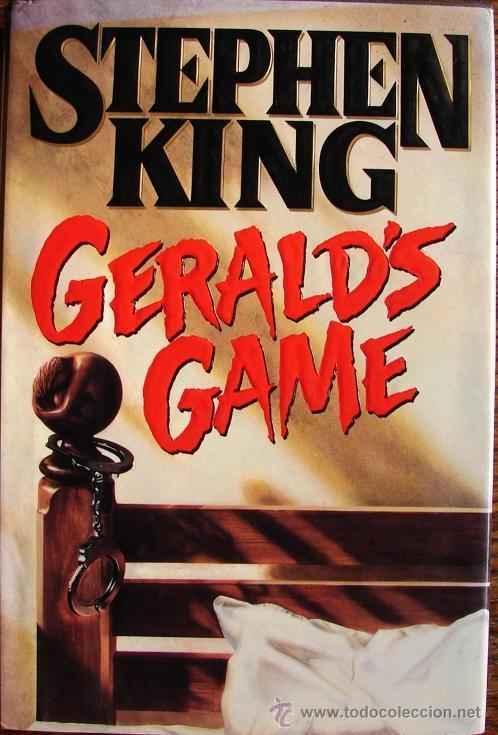 GERALD'S GAME, DE KING, STEPHEN. PRIMERA EDICION. (Libros de Segunda Mano - Otros Idiomas)