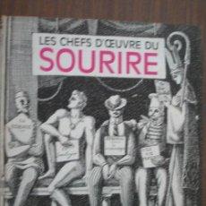 LES CHEFS D´OEUVRE DU SOURIRE. 1964. Planète