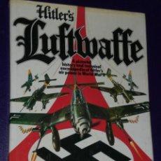 Libros de segunda mano: HITLER´S LUTFWAFFE.A PICTORIAL HISTORY AND TECHNICAL ENCYCLOPEDIA OF HITLER´S AIR POWER IN WORLD .... Lote 25020913