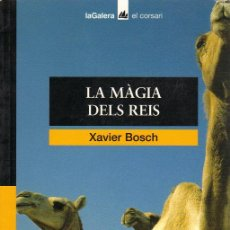 Libros de segunda mano: LA MÀGIA DELS REIS. Lote 21832927