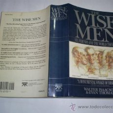 Libros de segunda mano: THE WISE MEN 6 FRIENDS AND THE WORLD THEY MADE ACHESON BOHLEN HARRIMAN KENNAN LOVETT MCCLOY RM40105. Lote 21995644