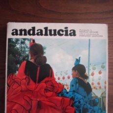 Libros de segunda mano: ANDALUCIA. COLECCION IMAGEN DE ESPAÑA. EN INGLÉS.. Lote 27477411
