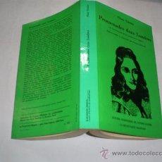 Libros de segunda mano: PROMENADES DANS LONDRES OU L'ARISTOCRATIE & LES PROLÉTAIRES ANGLAIS FLORA TRISTAN 1983 RM39500. Lote 22127407