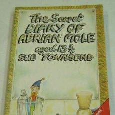Libros de segunda mano - THE SECRET DIARY OF ADRIAN MOLE AGED 13 3/4-Sue Towsend-Ed.MANDARIN 1982 - 22510060