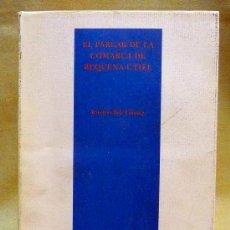 Libros de segunda mano: LIBRO, LIBRO DE ESTUDIOS, VALENCIA ACTUAL, EL PARLAR DE LA COMARCA DE UTIEL REQUENA, ANTONIO BRIZ GO. Lote 24089181
