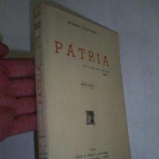 Libros de segunda mano: PÁTRIA GUERRA JUNQUEIRO RM48977. Lote 24452379