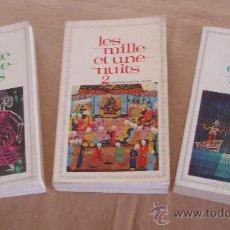 Libros de segunda mano: LES MILLE ET UNE NUITS, 3 TOMOS - GF-FLAMMARION.. Lote 24769351