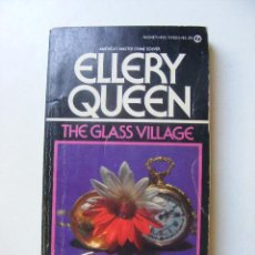 Libros de segunda mano: THE GLASS VILLAGE, ELLERY QUEEN. Lote 25283794