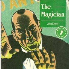 Libros de segunda mano: LIBRO: THE MAGICIAN (EN INGLÉS). Lote 25450030