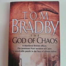Libros de segunda mano: LIBRO EN INGLÉS. THE GOD OF CHAOS DE TOM BRADLEY. ALEMANI . EDICIÓN BOLSILLO. . Lote 25821176
