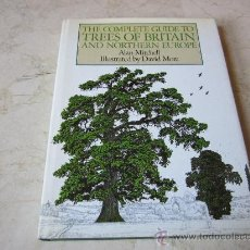 Libros de segunda mano: THE COMPLETE GUIDE TO TREES OF BRITAIN ANF NORTHERN EUROPE - DRAGON´S WORLD 1985. Lote 27674730