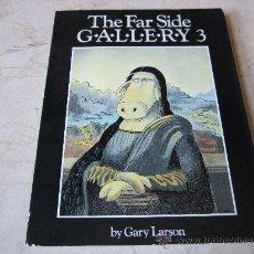 Libros de segunda mano: GARY LARSON - THE FAR SIDE GALLERY 3 - WARNER 1994. Lote 27674794