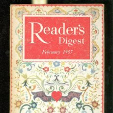 Libros de segunda mano: READER´S DIGEST. FEBRUARY 1957. . Lote 28169727
