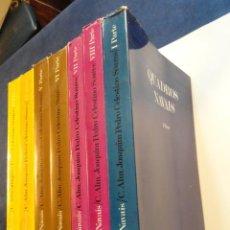 Libros de segunda mano: QUADROS NAVAIS, POR J. P. CELESTINO SOARES. 7 TOMOS. TEXTO EN PORTUGUÉS. Lote 29449290