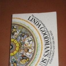 Libros de segunda mano: LINDA GOODMAN´S SUN SIGNS. Lote 29905295