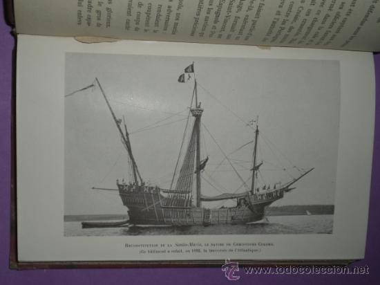Libros de segunda mano: LES FLOTTES DE L´OR. HISTOIRE DES GALIONS D´ESPAGNE.(1937) - Foto 4 - 30043766