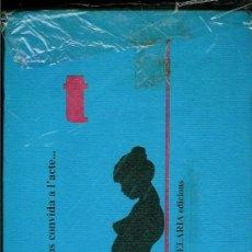 Libros de segunda mano: MANUEL DE PEDROLO US CONVIDA A L'ACTE …. Lote 30268586
