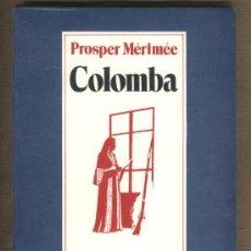 Libros de segunda mano: COLOMBA. PROSPER MÉRIMÉE. EDIZIONI PAOLINE. EN ITALIANO. LIBRO PRECINTADO. Lote 30474762