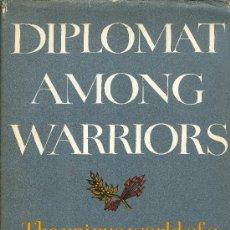 Libros de segunda mano: ROBERT MURPHY. DIPLOMAT AMONG WARRIORS. NEW YORK, 1964. DIRI. Lote 31521236