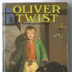 """Libros de segunda mano: 3890- LIBRO """"OLIVER TWIST""""- CHARLES DICKENS. Lote 31698058"""