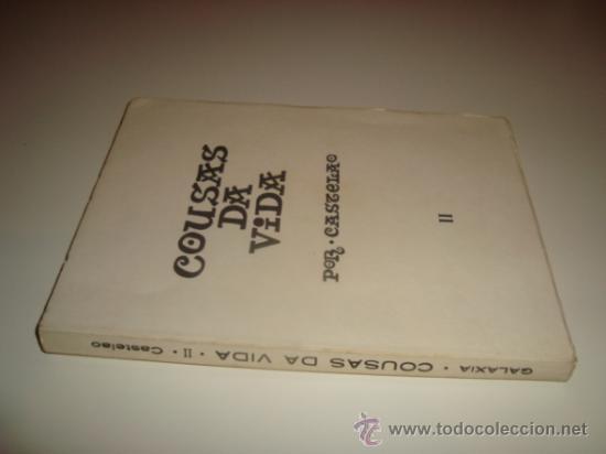 COUSAS DA VIDA POR CASTELAO - TOMO II (1968) (Libros de Segunda Mano - Otros Idiomas)