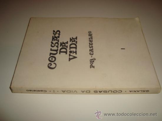 COUSAS DA VIDA POR CASTELAO - TOMO I (1968) (Libros de Segunda Mano - Otros Idiomas)