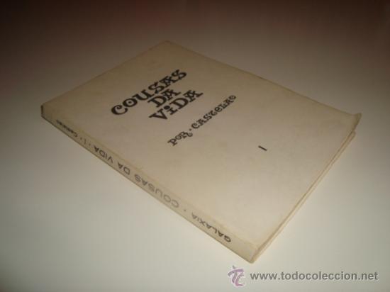 Libros de segunda mano: COUSAS DA VIDA POR CASTELAO - TOMO I (1968) - Foto 6 - 31935037
